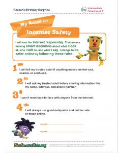 internet-safety-rules-pledge